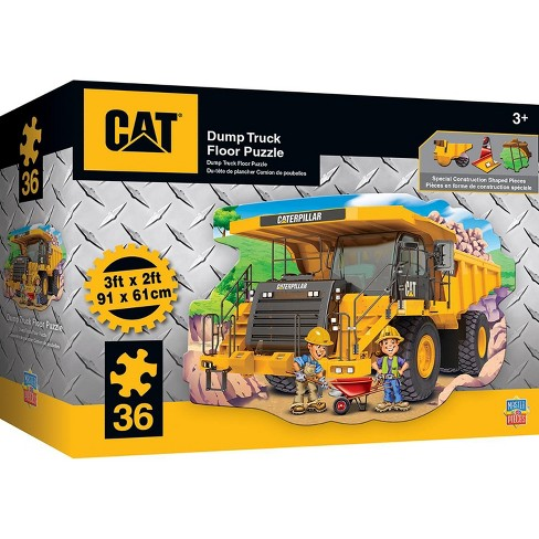 MasterPieces Inc Caterpillar Shaped 36 Piece Giant Floor Jigsaw Puzzle - image 1 of 4