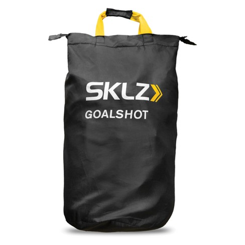 SKLZ 21' x 7' Goalshot - Grey/Yellow - image 1 of 2