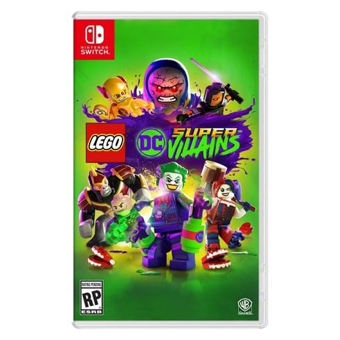 Lego Dc Super Villains Nintendo Switch Target