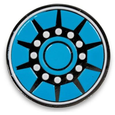 Surreal Entertainment Iron Man Arc Reactor Enamel Collector Pin
