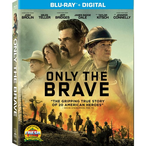 Only The Brave (Blu-ray + Digital) - image 1 of 1
