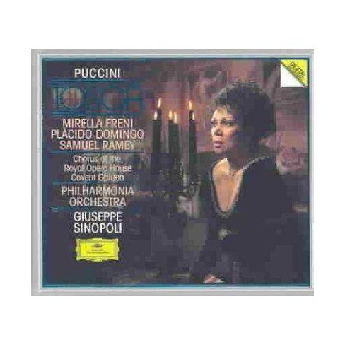 Puccini:Tosca (CD) - image 1 of 1