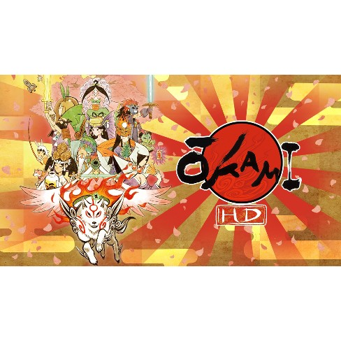 Okami HD - Nintendo Switch (Digital)