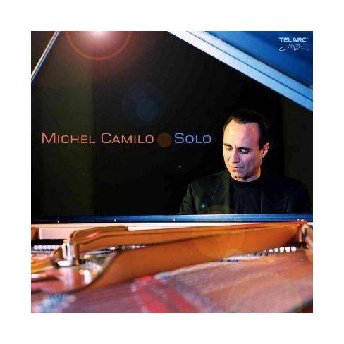 Michel Camilo - Michel Camilo Solo (CD) - image 1 of 1