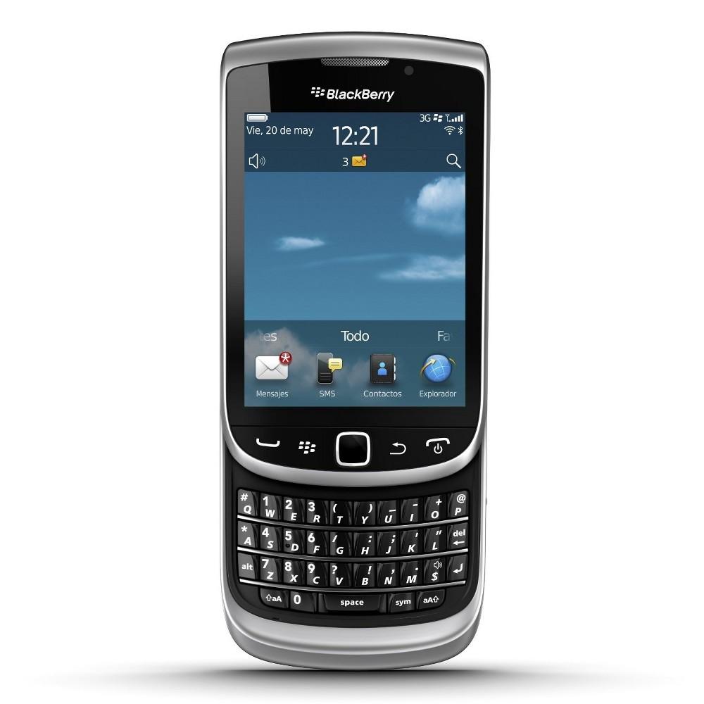 BlackBerry Torch 9810 (Gsm Unlocked) 8GB Smartphone - Gray
