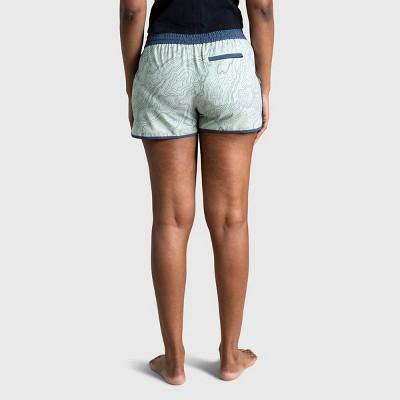 Beco Damen Badeshorts Aqua Shorts Damen Aqua