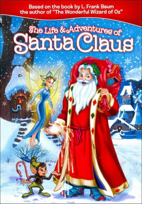 The Life and Adventures of Santa Claus (dvd_video) - image 1 of 1