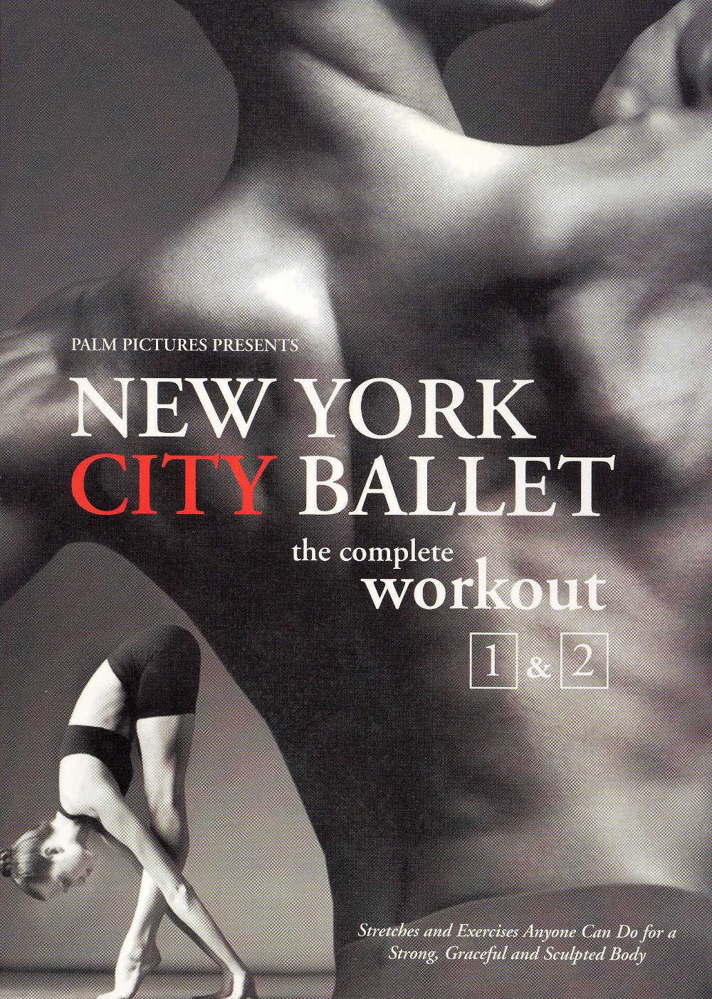 New york city ballet:Complete workout (Dvd)