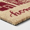 """1'6""""X2'6"""" Building Tufted Doormats Red - Threshold™ - image 2 of 3"""