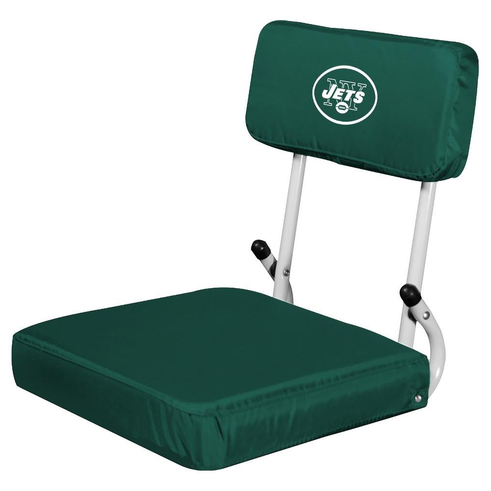 NFL New York Jets Portable Hardback Seat