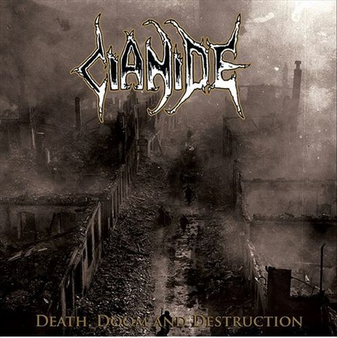 Cianide - Death doom destruction (Vinyl) - image 1 of 1