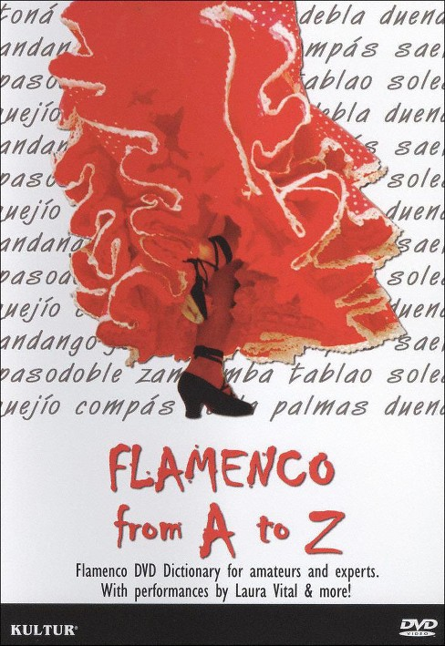 Flamenco from a to z (DVD) - image 1 of 1