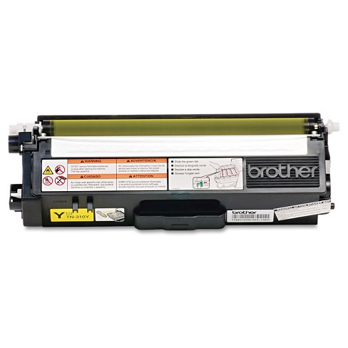 Brother Toner - Yellow (TN310Y) - image 1 of 4