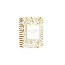 "2020 Planner 5""x 8"" Fairytale White - Day Designer for Blue Sky"