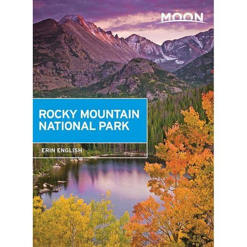 Moon Rocky Mountain National Park - by  Erin English (Paperback) - image 1 of 1