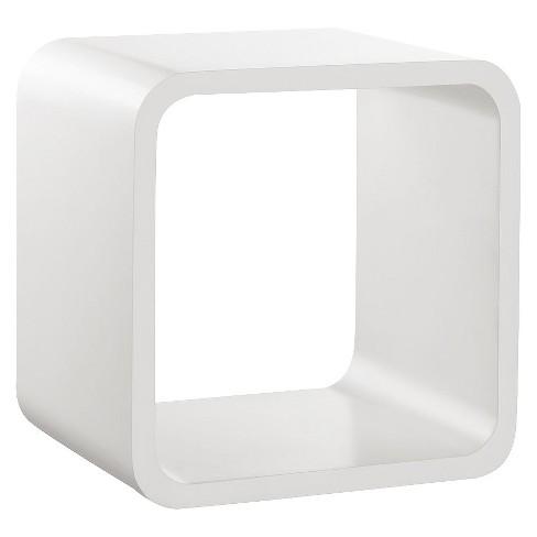 Softcube Shelf White - image 1 of 2