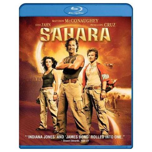 Sahara (Blu-ray) - image 1 of 1