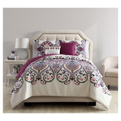 Amherst Boho Comforter Set 5pc - VCNY