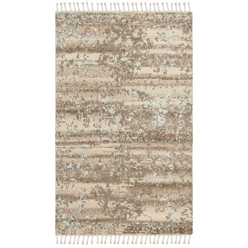 Deloris Camouflage Knotted Rug - Safavieh - image 1 of 4
