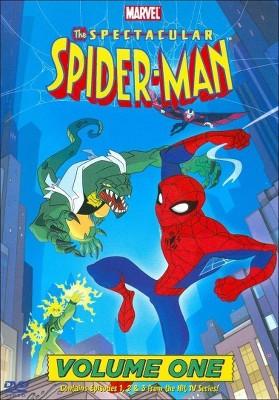 The Spectacular Spider-Man, Vol. 1 (DVD)