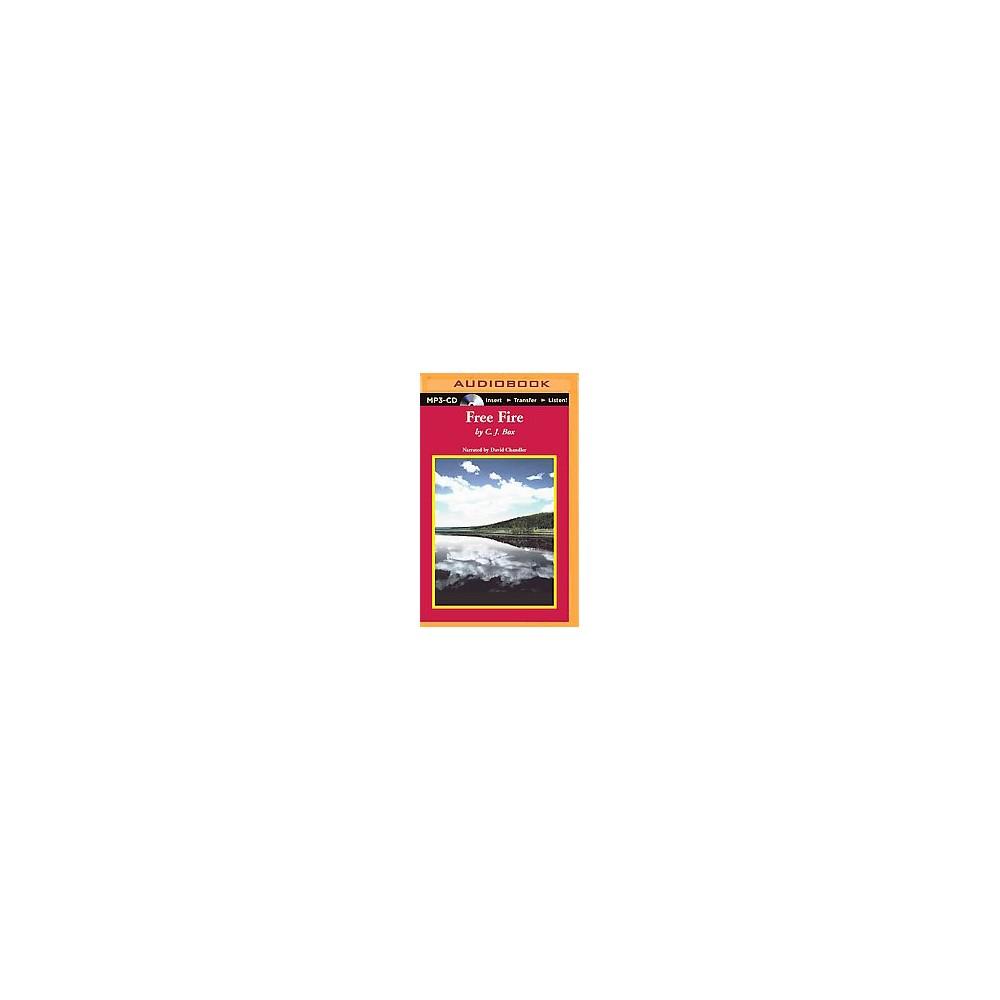 Free Fire (Unabridged) (MP3-CD) (C. J. Box)
