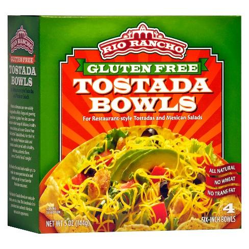 Rio Rancho Gluten Free Tostada Bowls - 5 oz - image 1 of 1