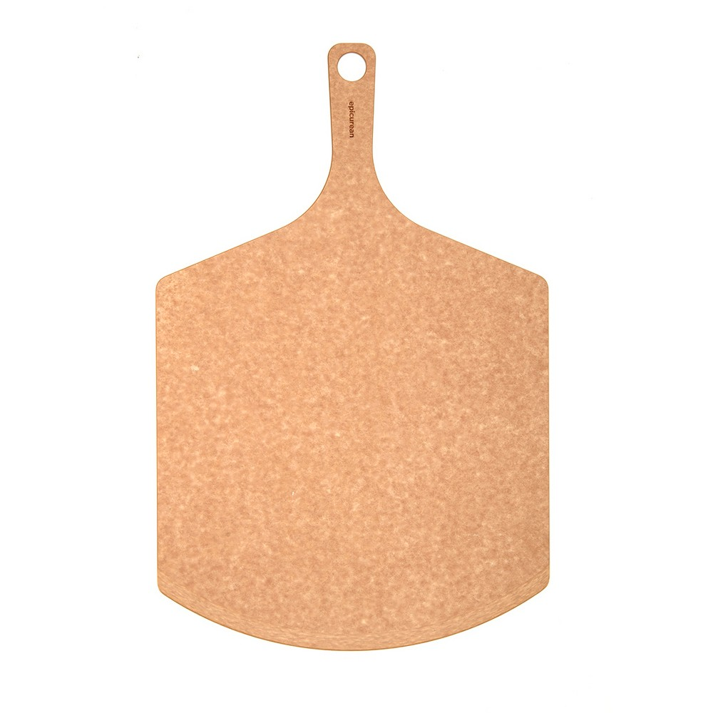 Image of Epicurean 23x14 Natural Pizza Peel, Brown
