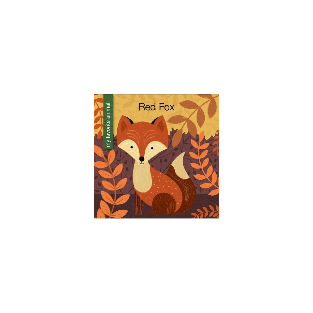 Red Fox (Paperback) (Virginia Loh-Hagan)