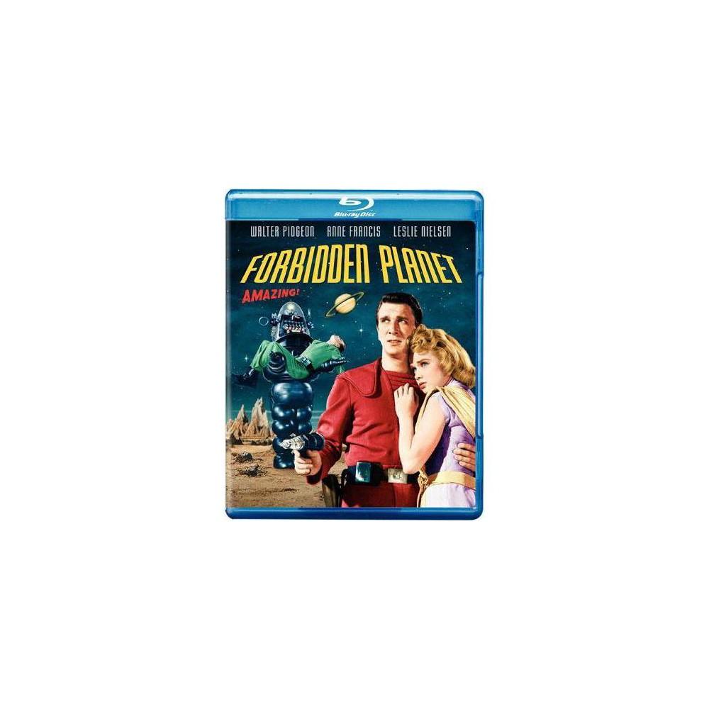 Forbidden Planet Blu Ray 2010