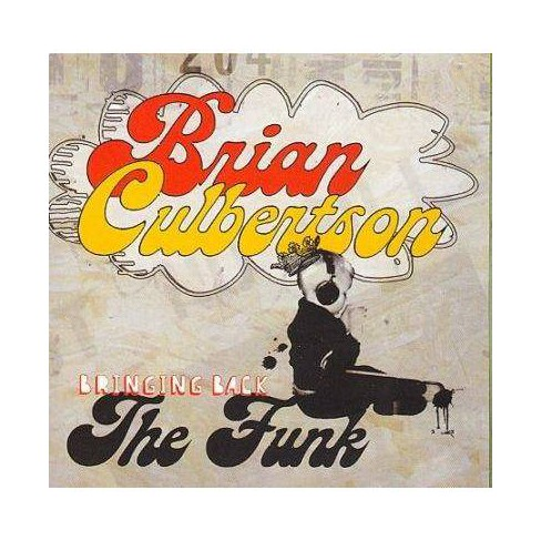 Brian Culbertson - Bringing Back The Funk (CD) - image 1 of 1