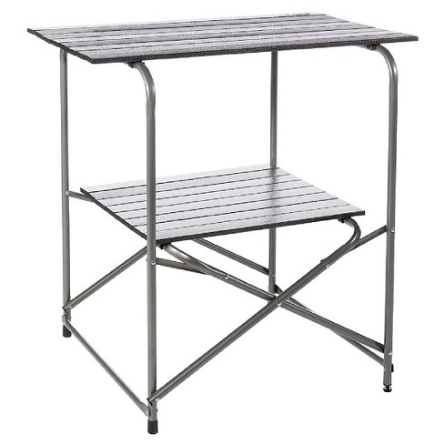 Kamprite 2 Tier Kwik Prep Table - image 1 of 1