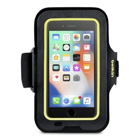differently 0688b 0d9f2 Belkin Apple iPhone 8 Plus/7 Plus/6s Plus/6 Plus Sport-Fit Armband - Black