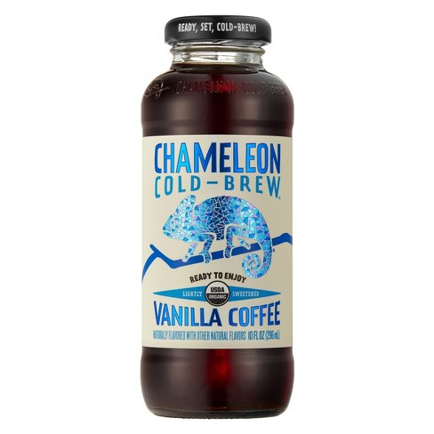 Chameleon Cold Brew Ready to Drink Vanilla Coffee - 10 fl oz - image 1 of 1
