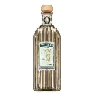 Gran Centenario Plata Blanco Tequila - 750ml Bottle