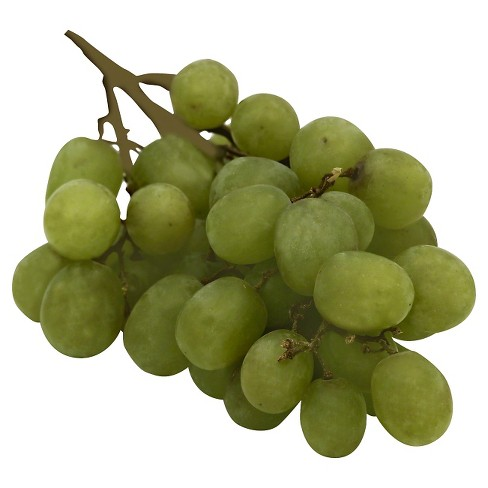 Green Seedless Grape - price per lb - image 1 of 1