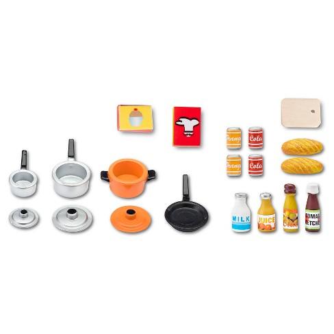Lundby Kitchen Accessories