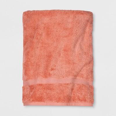 Soft Solid Bath Sheet Coral - Opalhouse™
