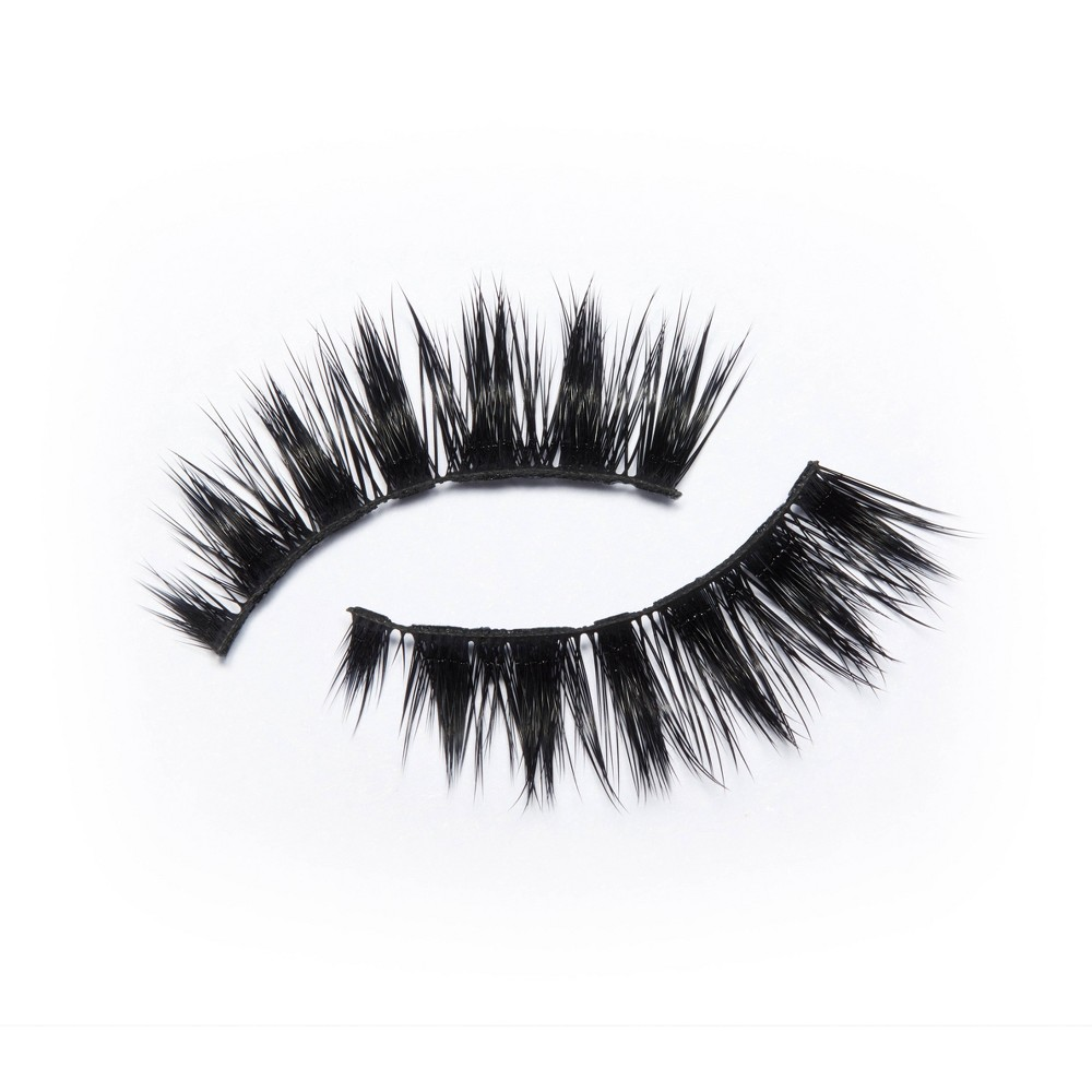 Image of Eylure Eyelashes Luxe Silk Ascher - 1pr