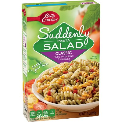 Betty Crocker Suddenly Salad Classic Pasta Kit 7.75oz