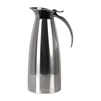 Frieling Elina Insulated server, mirror finish, 34 fl. Oz., Stainless steel