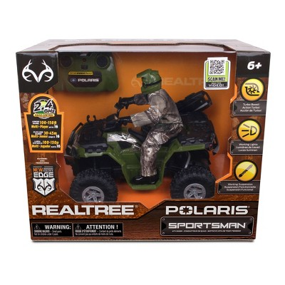 Real Tree Sportsman RC 1/18 Scale