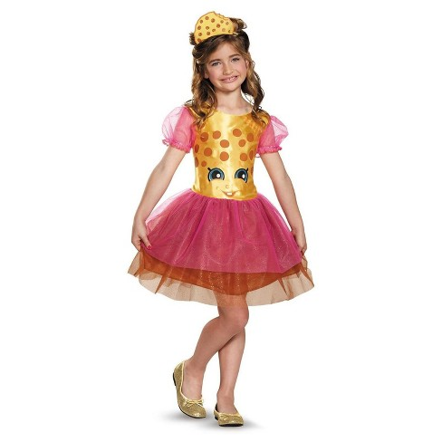 Kids' Shopkins Kookie Cookie Costume - image 1 of 1