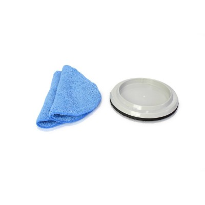 Prolux Mopping Pads and Holder -  Blue