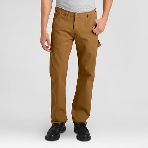 Dickies Men's Straight Jeans - Brown Duck 34x32 - image 1 of 2