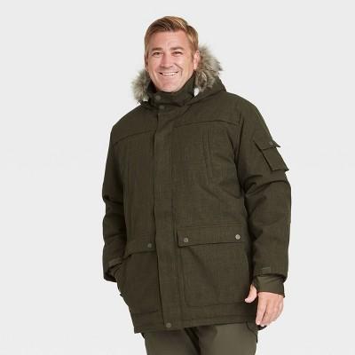 Men's Parka Jacket - All in Motion™