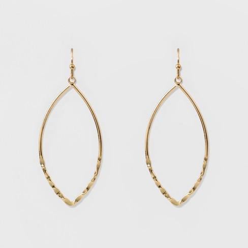 Drop Earrings - A New Day™ - image 1 of 2