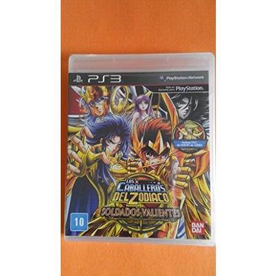 Los Caballeros del Zodiaco Soldados Valientes (Saint Seiya Brave) PS3