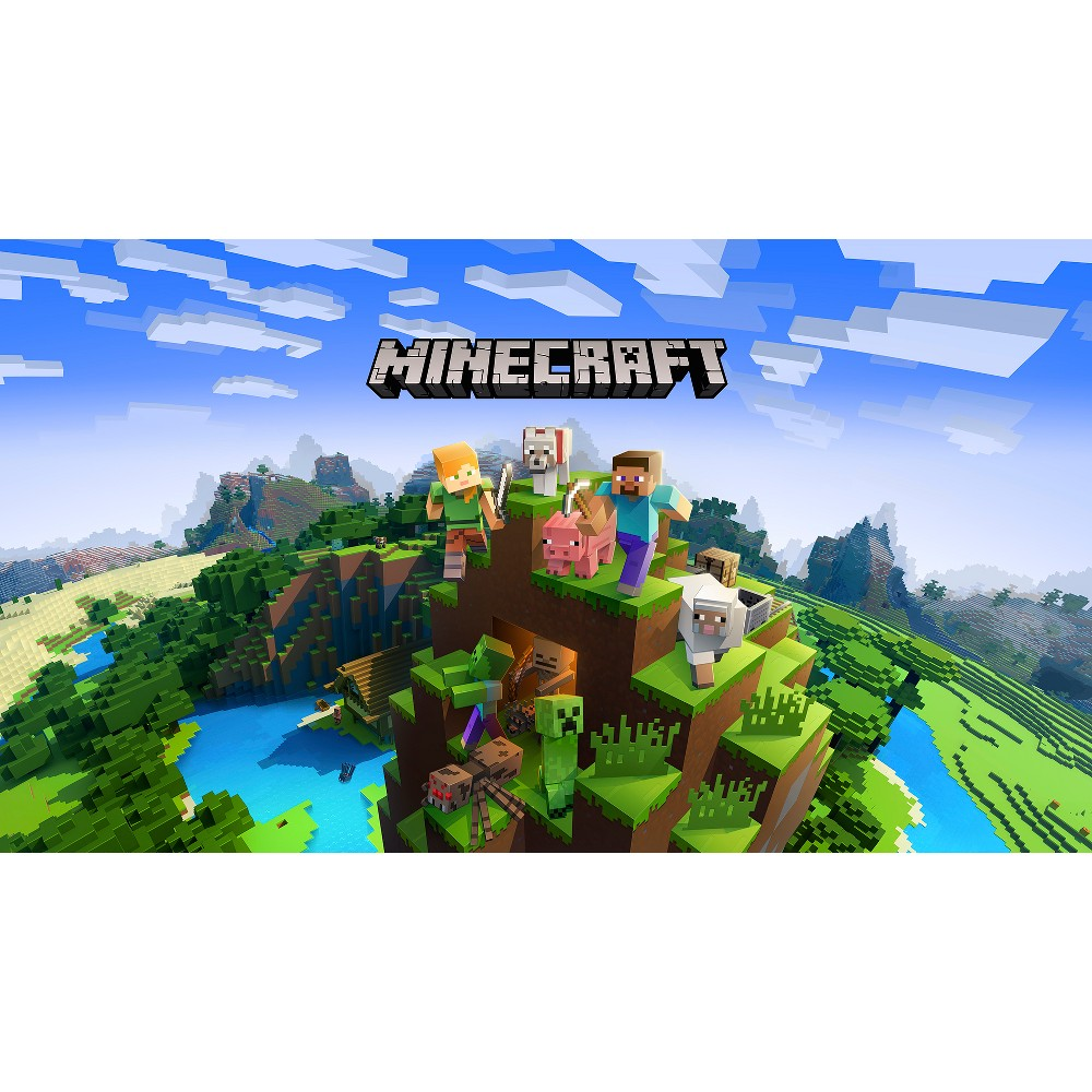 Minecraft - Nintendo Switch (Digital) How download codes work: You'll receive an email with a download code and instructions on how to redeem your purchase directly on your console or online through your console's website.