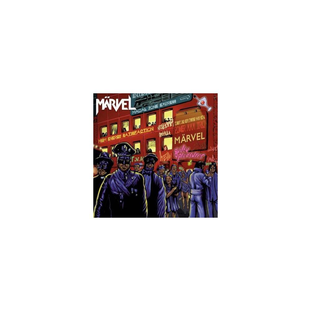 Marvel - Guilty Pleasures (Vinyl)