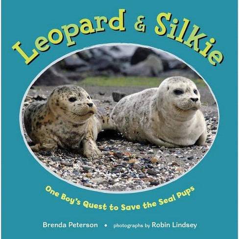 Leopard & Silkie - (My Readers) by  Brenda Peterson (Hardcover) - image 1 of 1
